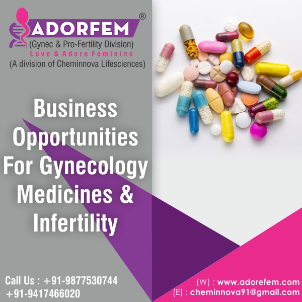 Gynecology Medicines Business in Jammu